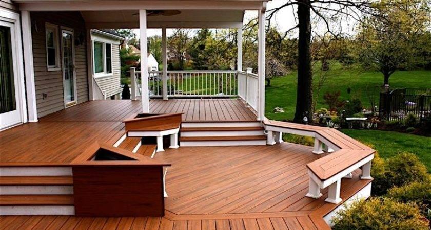 Ways Determine Best Made Backyard Decks Decorifusta