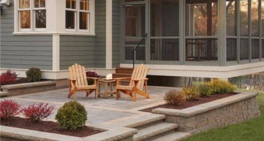 Ways Have More Appealing Screened Porch Deck