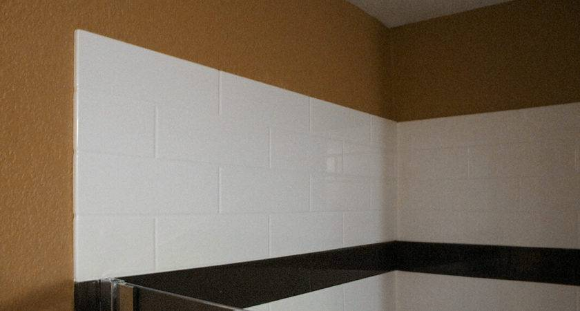 Ways Install Subway Tile Paneling Cabinet Hardware Room
