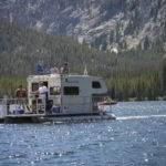 Weekend Lake Floating