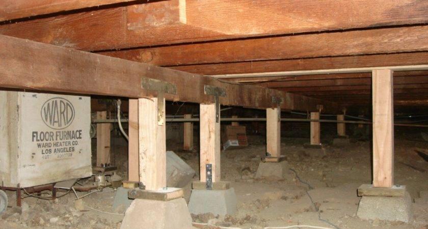 Weinstein Retrofitting Level Uneven Floors Floor Leveling