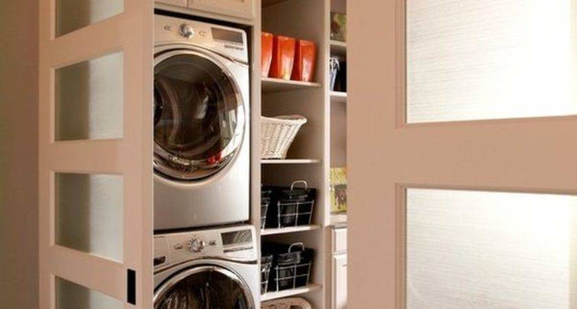 Well Organized Laundry Rooms Take Hassle Away