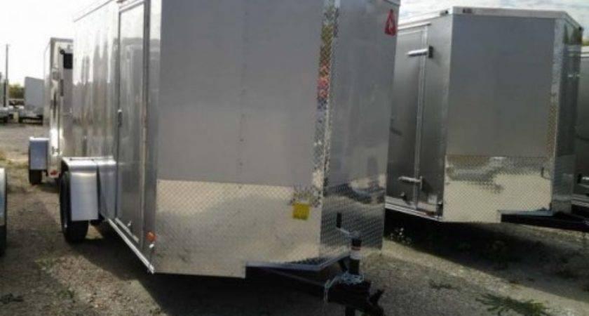 Wells Cargo Trailer