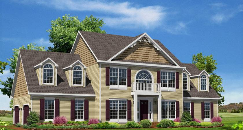 Westmoreland Two Story Style Modular Homes