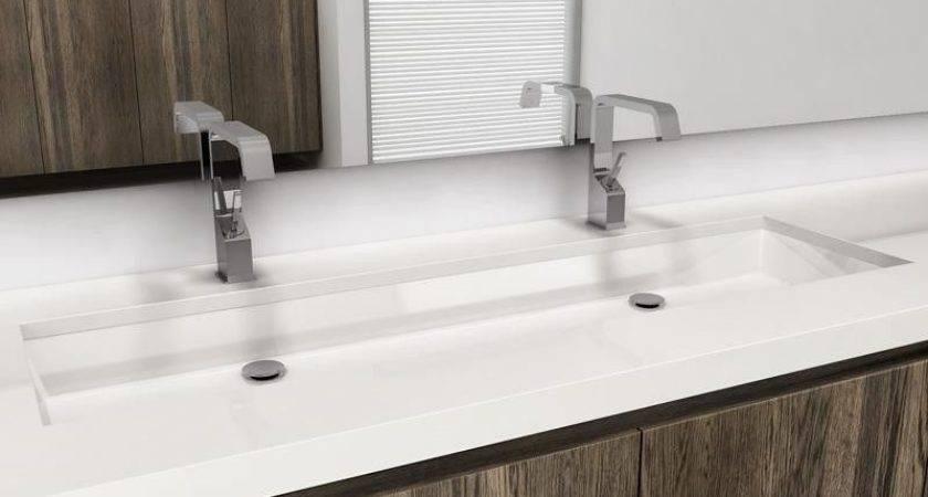 Wet Style Undermount Vessel Sink