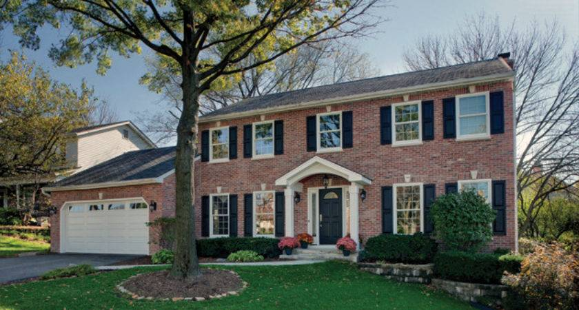 Wheaton Exterior Makeover Elevations