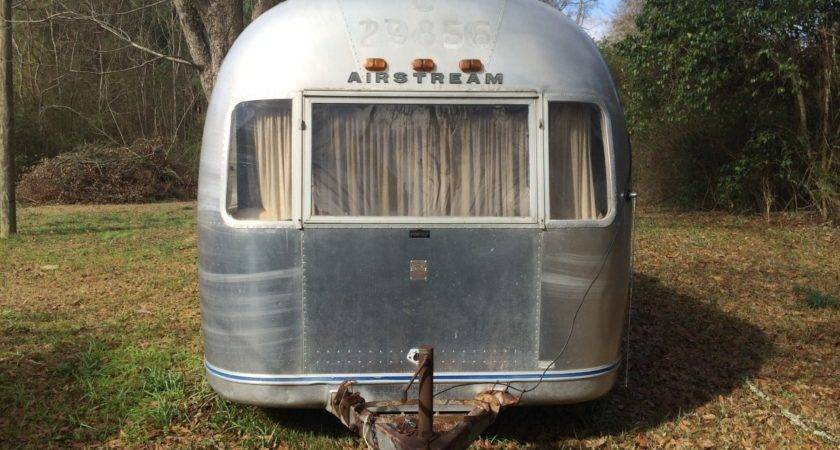Wheels Axles Vintage Airstream Autos Post