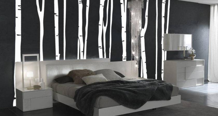 White Birch Tree Large Wall Decal Forest Vinyl Sticker