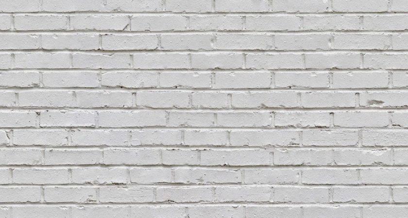 White Brick Textures Patterns Photoshop
