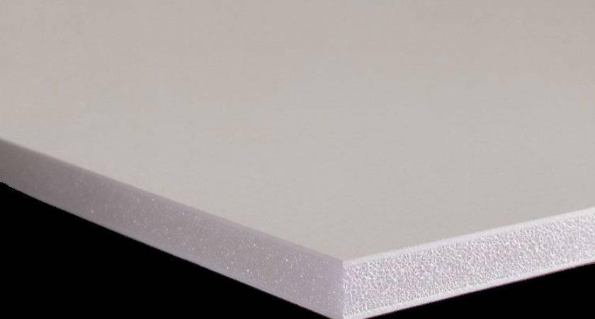 White Mighty Core Foam Board Sku
