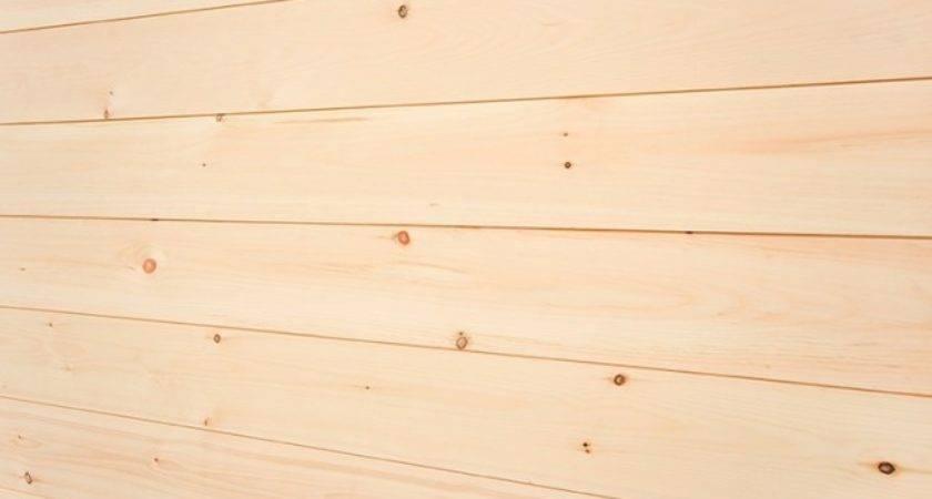 White Pine Tongue Groove Shiplap Siding