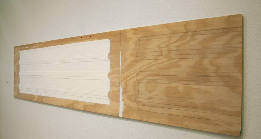 White Wall Plywood Tom Miller