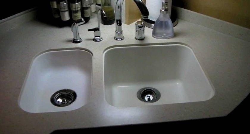 Whiten Kitchen Sink Youtube
