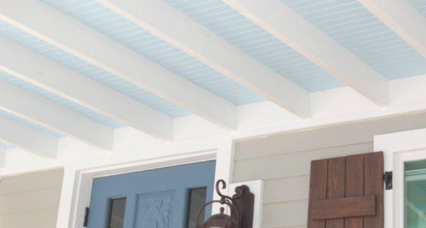 Why Beadboard Ceiling Nothing All Like