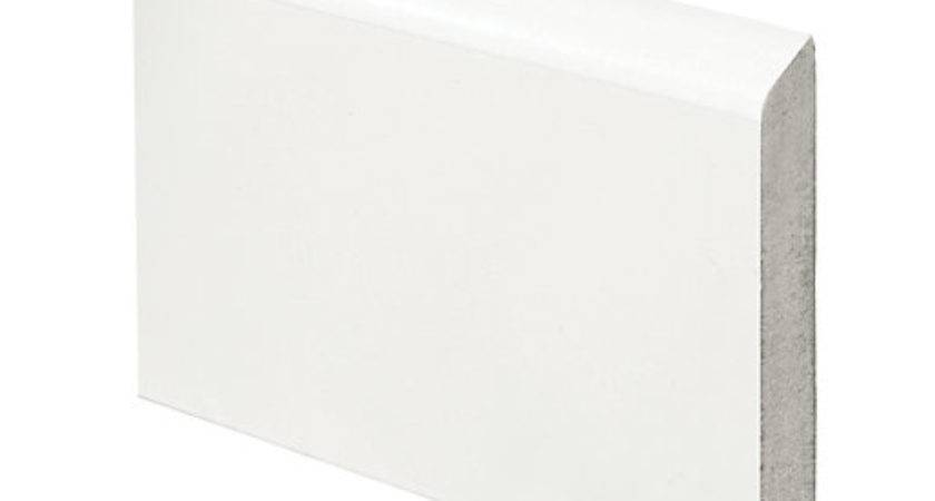 Wickes Fully Finished Mdf Bullnose Skirting