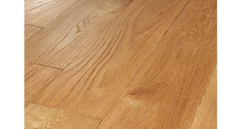Wickes Sunshine Oak Real Wood Top Layer Engineered
