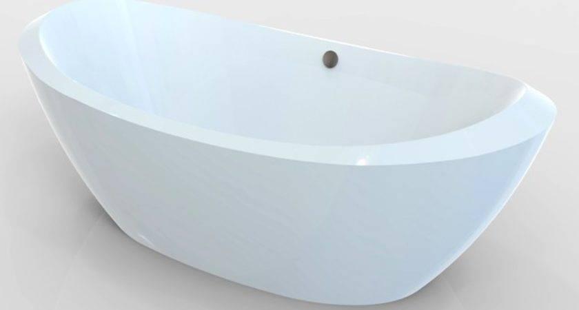 Wide Freestanding Tub