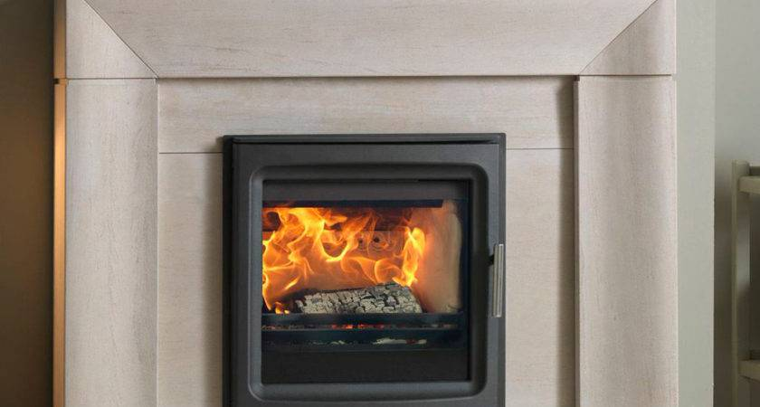 Wide Inset Stove