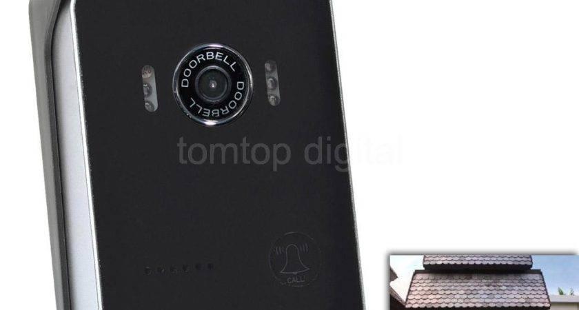 Wifi Wireless Door Phone Camera Doorbell Intercom Home