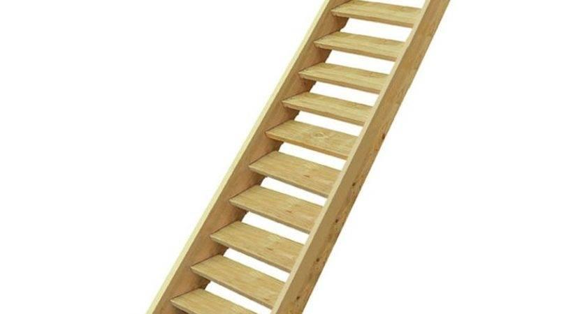 Wilmaplex Treated Pine Ezistep Step Stringer Kit