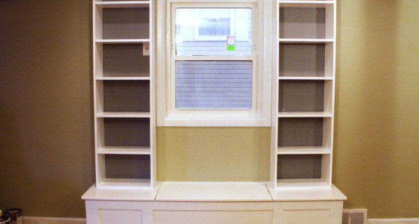 Window Bench Seat Storage Plans Woodideas