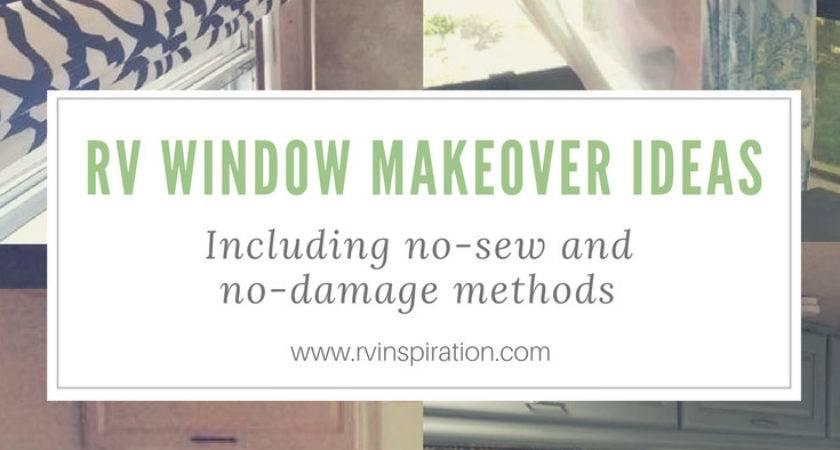 Window Makeover Ideas Living