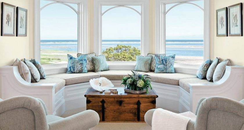 Window Seat Ideas Living Room Home Intuitive