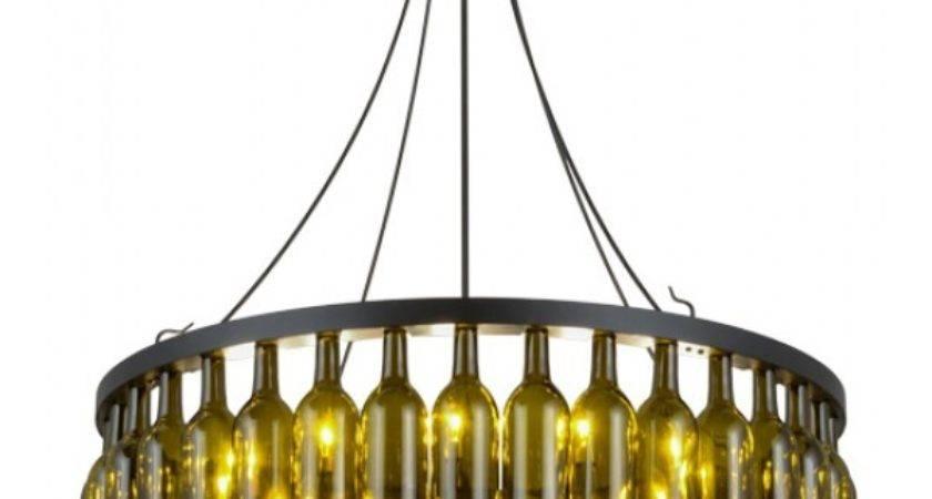 Wine Bottle Chandelier Meyda Country Accents