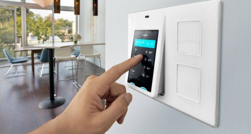 Wink Releases Relay Smart Home Control Panel Digital