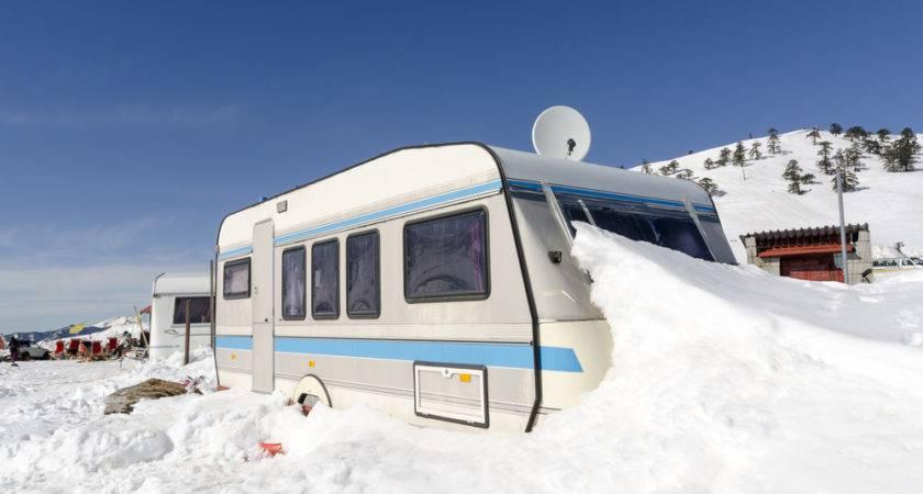 Winterizing Mobile Home