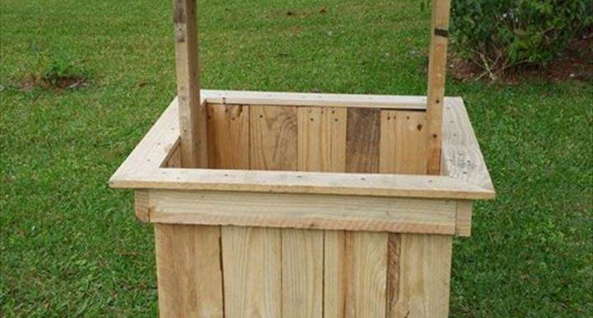 Wishing Well Out Pallets Pallet Furniture