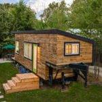 Woman Builds Her Own Diy Micro Home