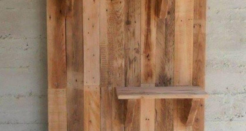 Wonderful Diy Wooden Pallet Shelf Ideas Pallets