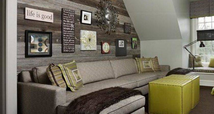 Wood Accent Wall Designs Home Interior Design