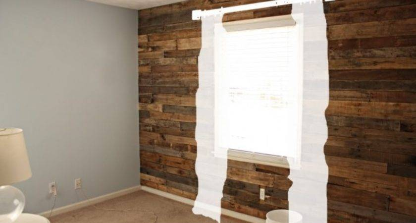 Wood Accent Wall Favething