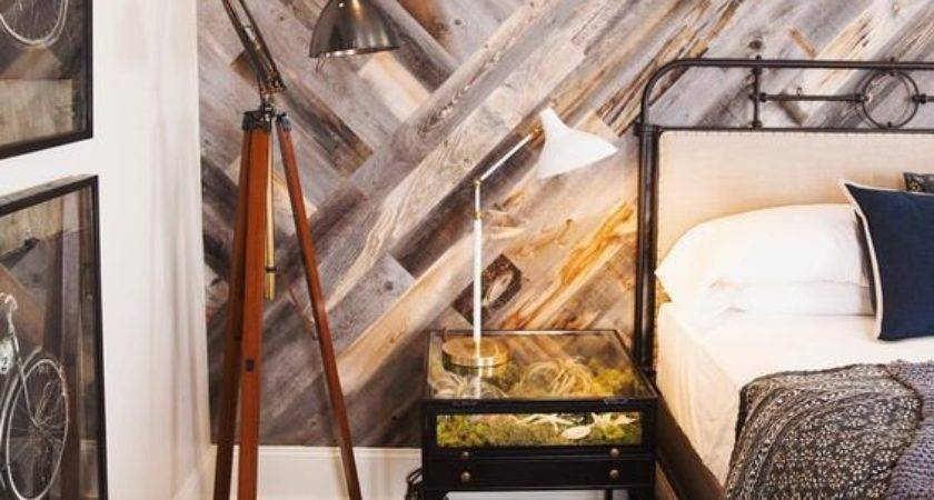 Wood Accent Walls Make Every Space Cozier Digsdigs