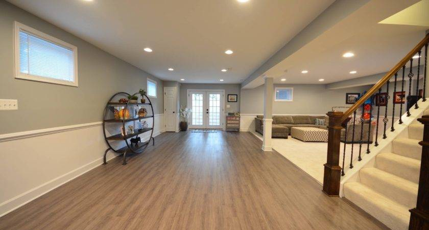 Wood Basement Flooring Ideas New Home Design Cheap
