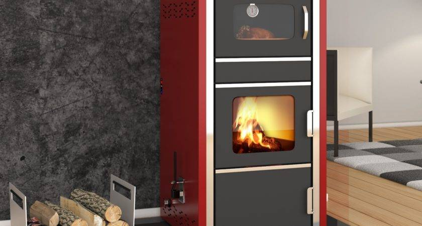 Wood Burning Boiler Stove Ifyil Model Roaster Heat
