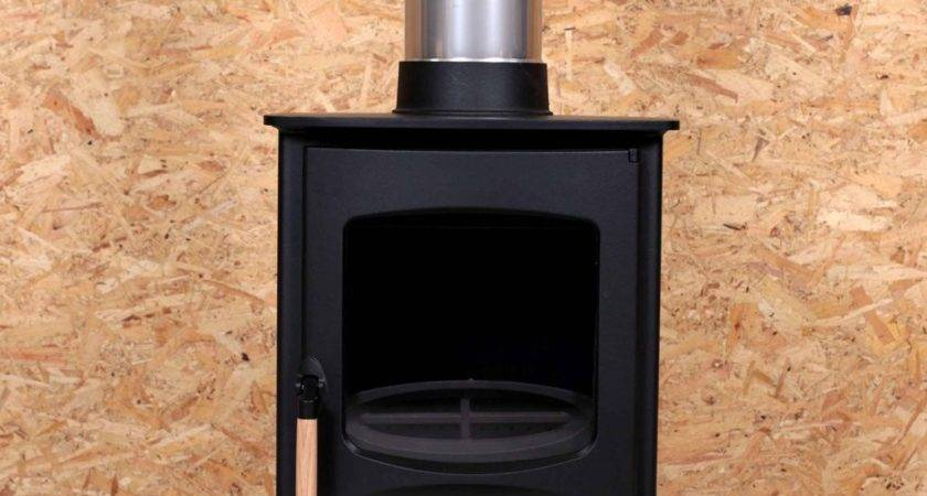 Wood Burning Fireplace Flue Pipe System