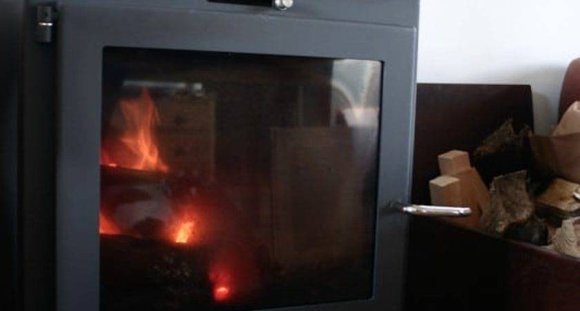 Wood Burning Stove Installation August Swept Away