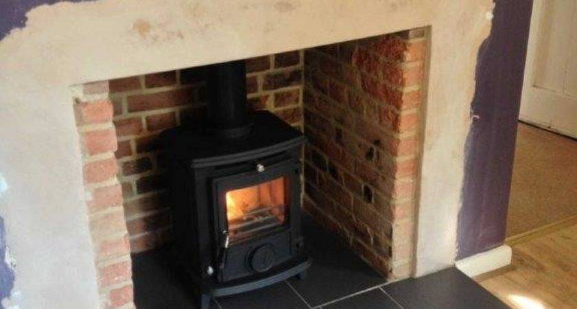 Wood Burning Stove Installation Little Breedy Dorset