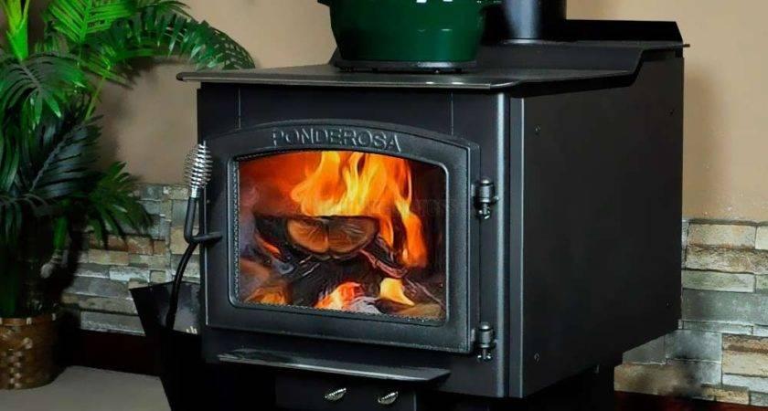 Wood Burning Stove Ovenherpowerhustle
