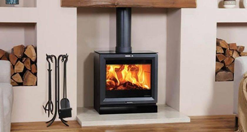 Wood Burning Stove Supplied Installed
