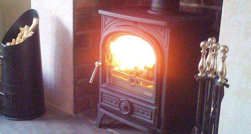 Wood Burning Stoves Home Decorating Magazines