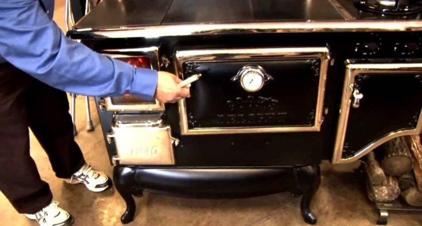 Wood Cook Stove Youtube