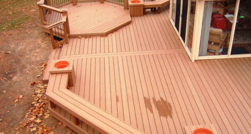 Wood Deck Constructions Several Tips Build