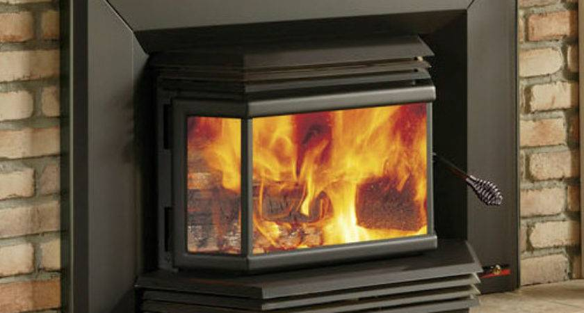 Wood Fireplace Insert Pellet