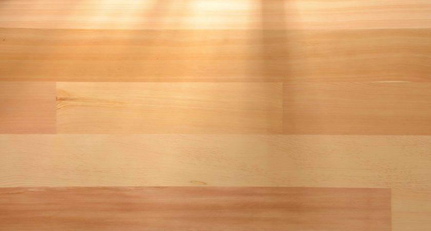 Wood Floors Manufactured Rbm Lumber Using Montana