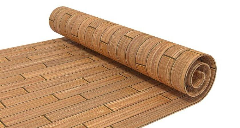 Wood Grid Laminate Plastic Flooring Top Brands