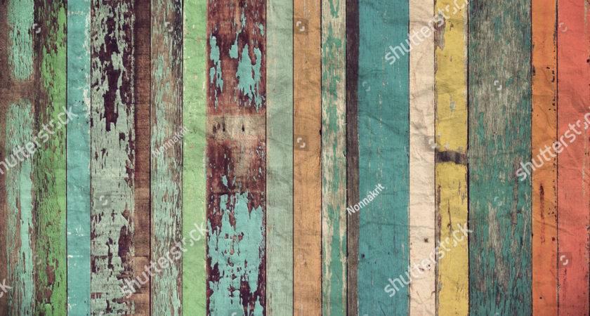 Wood Material Vintage